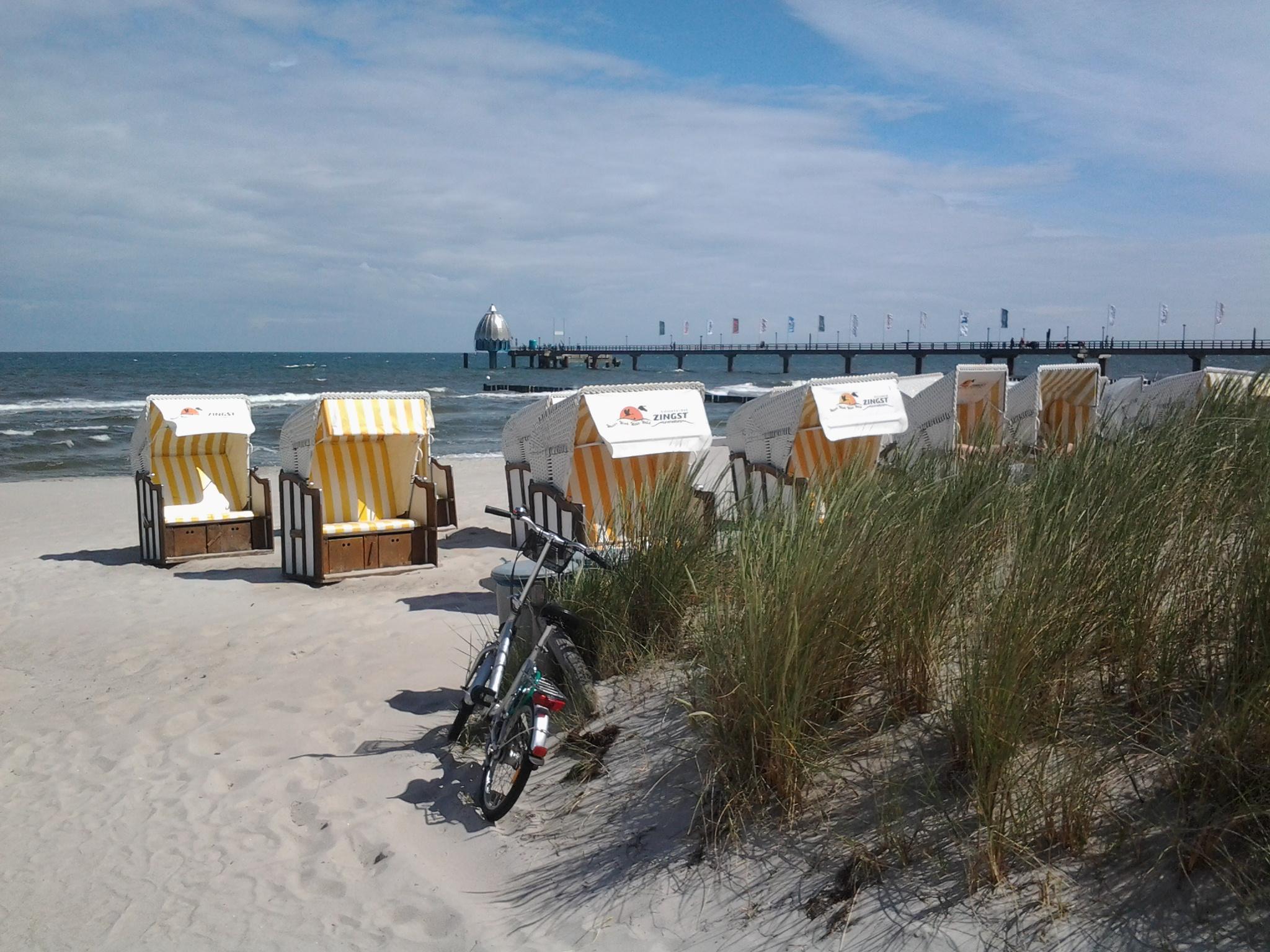 Ferienresidenz Zingst Am Strand Ferienwohnung In Zingst